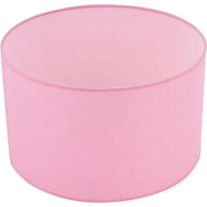 Копия Абажур А24046 E27 цвет розовый