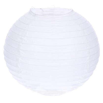 Абажур Goa диаметр 30 см цвет белый