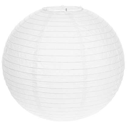 Копия Абажур Goa диаметр 40 см цвет белый