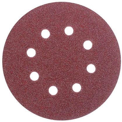 Абразивный круг для ЭШМ Dexter P40 125 мм 5 шт. цена