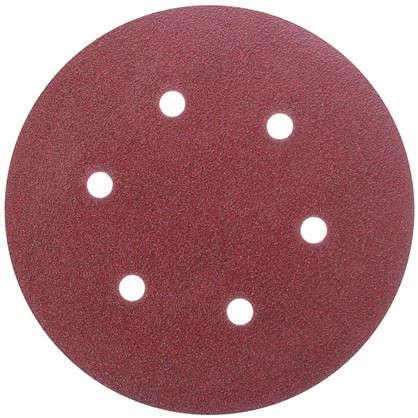 Абразивный круг для ЭШМ Dexter P80 150 мм 5 шт. цена