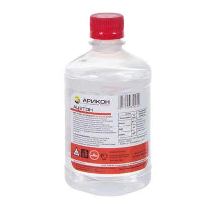 Ацетон 0.5 л