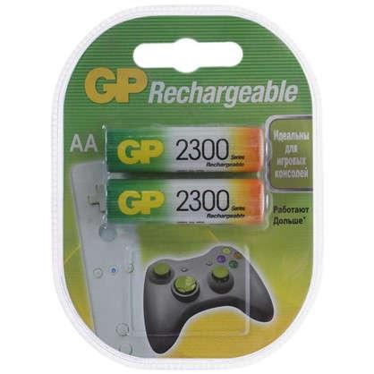 Аккумулятор GP AA Ni-Mh2300 мА/ч 2 шт. цена
