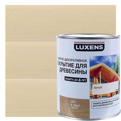 Антисептик Luxens цвет белый 1 л цена