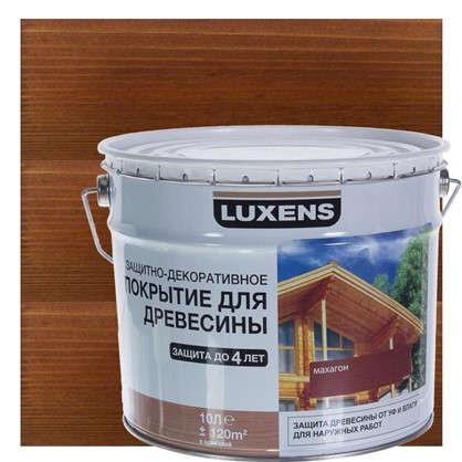 Антисептик Luxens цвет махагон 10 л цена