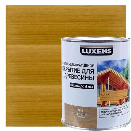 Антисептик Luxens цвет сосна 1 л