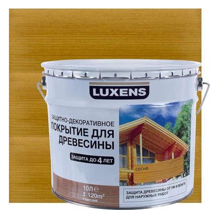 Антисептик Luxens цвет сосна 10 л цена