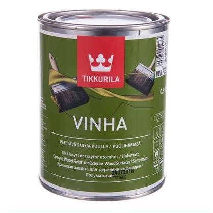 Антисептик Tikkurila Vinha 0.9 л цена