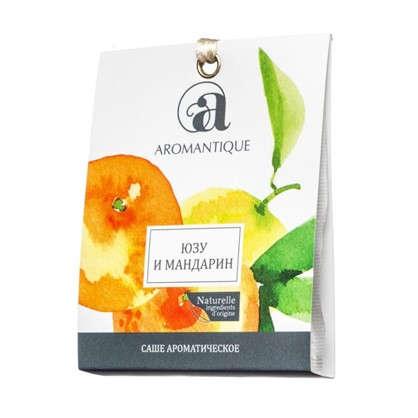 Ароматизированное саше Юзу и мандарин цена