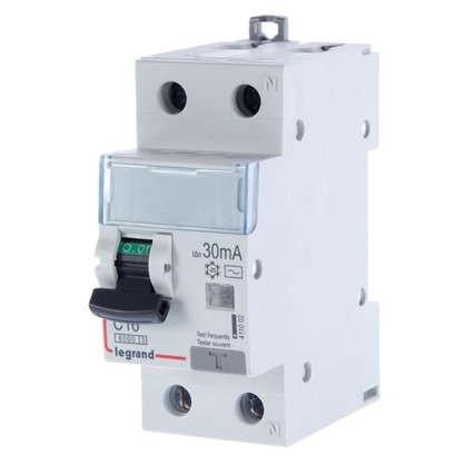 Дифференциальный автомат Legrand 1 полюс ноль 16 А цена