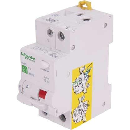 Дифференциальный автомат Resi9 2 полюса 32 А цена