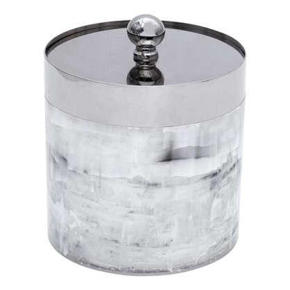Баночка Allure полистирол цвет серый цена