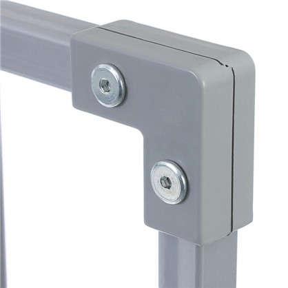 Барьер защитный 60-100 см сталь