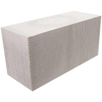 Блок газобетонный 200x250x600 мм