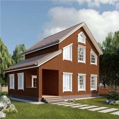 Блок-хаус Оптима 28х146х3000 мм хвоя