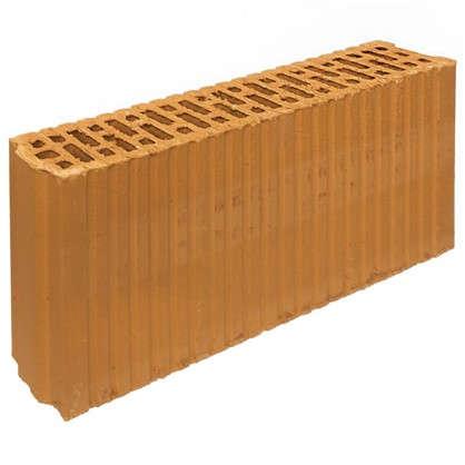 Блок керамический Porotherm 80x219x500 мм в