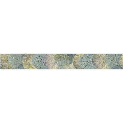Бордюр Albero Folglie 50.5х6.2 см цвет коричневый цена