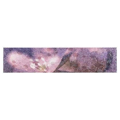 Бордюр Лила БД45ЛЛ303 36.4х8 см цвет фиолетовый цена