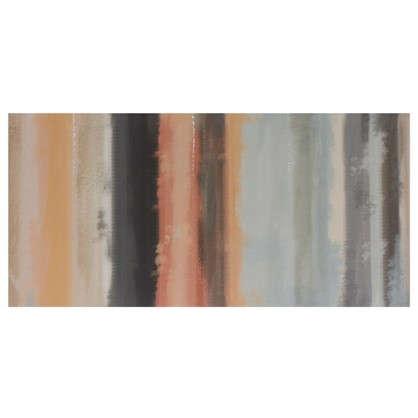 Бордюр Новус Радуга 1 30х60 см цвет бирюзовый цена