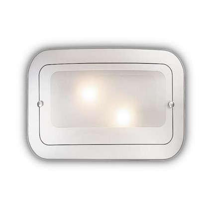 Бра Tivu 2xE27x60 Вт цвет белый/хром цена