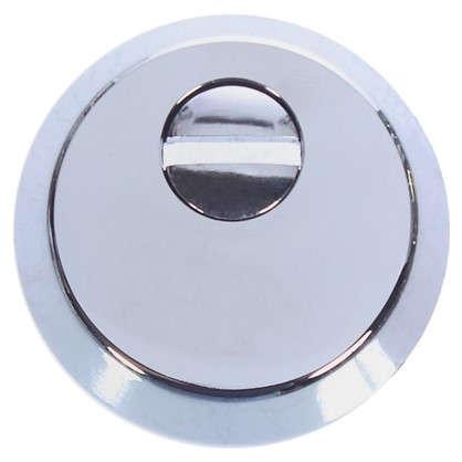 Броненакладка Fuaro DEF 5513 CP сталь цвет хром