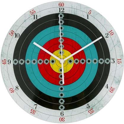 Часы настенные Мишень 30 см цена
