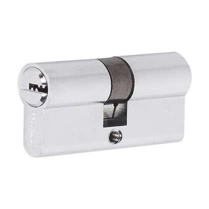 Цилиндр ключ/ключ 30х30 хром 60 C ET CP цена