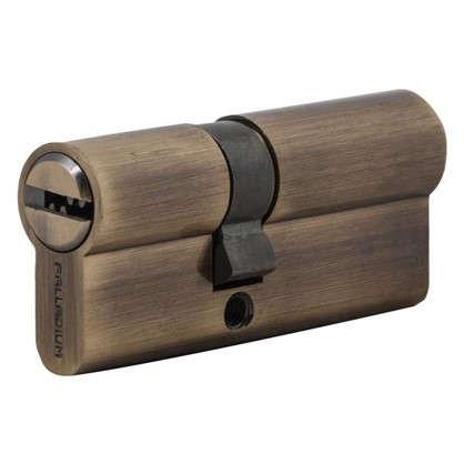 Цилиндр ключ/ключ 30х40 бронза 70 C ET AB цена