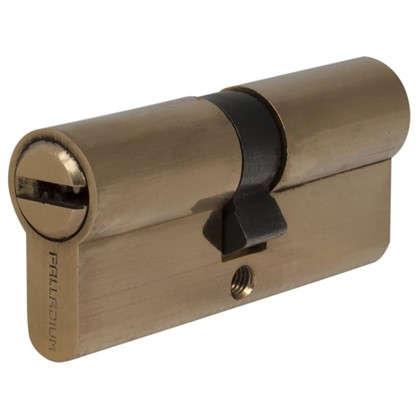 Цилиндр ключ/ключ 35х35 золото 70 C ET PB цена