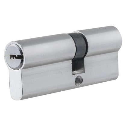Цилиндр ключ/ключ 35х45 хром TT-CAB3545CR цена
