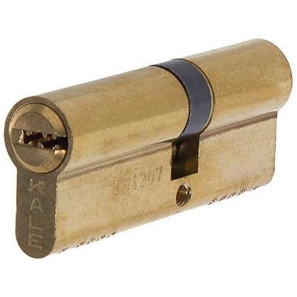 Цилиндр ключ/ключ 35х45 золото164 OBS SNE/80 цена