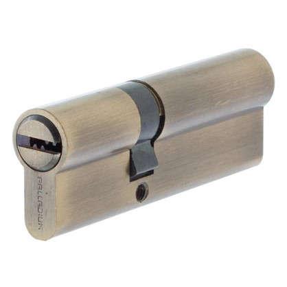 Цилиндр ключ/ключ 35х55 бронза 90 C ET AB цена