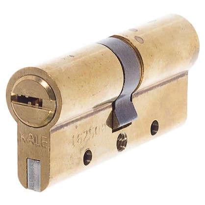 Цилиндр ключ/ключ 35х55 золото164 DBN-E/70 цена