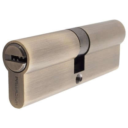 Цилиндр ключ/ключ 45х45 бронза 90 C ET AB цена