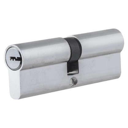 Цилиндр ключ/ключ 45х45 хром TTCAB823 цена
