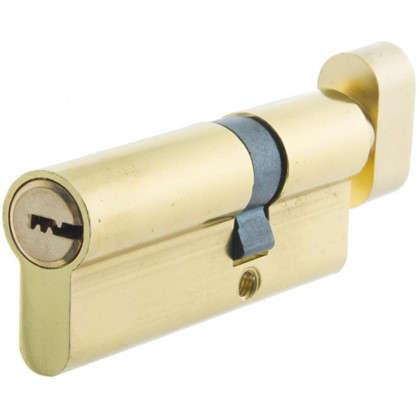 Цилиндр ключ/вертушка 30х50 золото TT-CANB3050GD цена