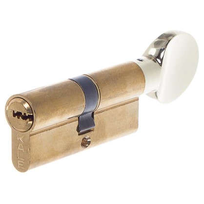 Цилиндр ключ/вертушка 35х35 золото164 SM/70 цена