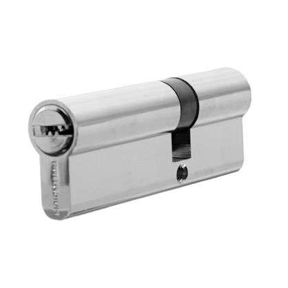 Цилиндр Palladium 90 35x55 мм ключ/ключ цвет хром