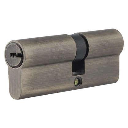 Цилиндр Standers 80 35x45 мм ключ-ключ цвет бронза цена