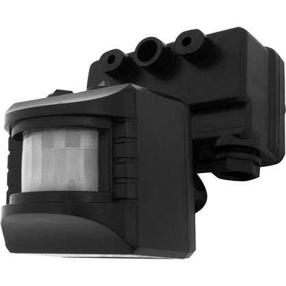 Датчик движения накладной для прожектора 1100 Вт цвет чёрный IP44 цена