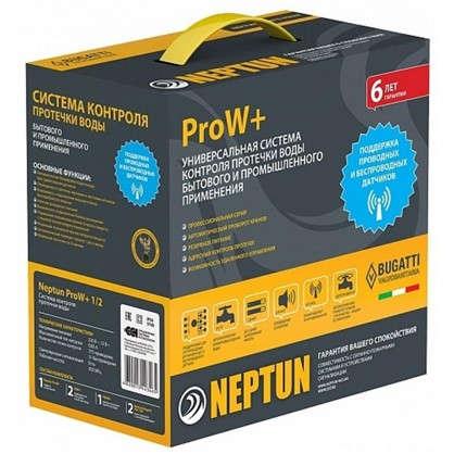 Датчик протечки воды Neptun Bugatti ProW 1/2 цена
