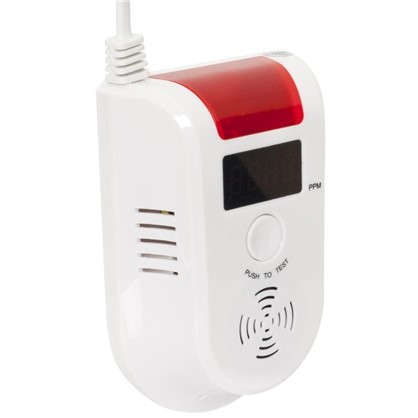 Датчик утечки газа Rubetek evo 9 В IP44 цена