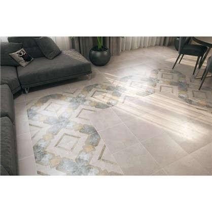 Декор Grasaro Loft 40х40 см цвет серый