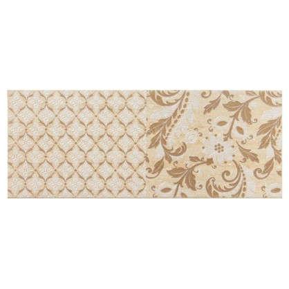 Декор Marmi Classic 1 20.1х50.5 см цвет бежевый цена