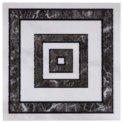 Декор напольный Alon 13.7x13.7 см  цвет серый