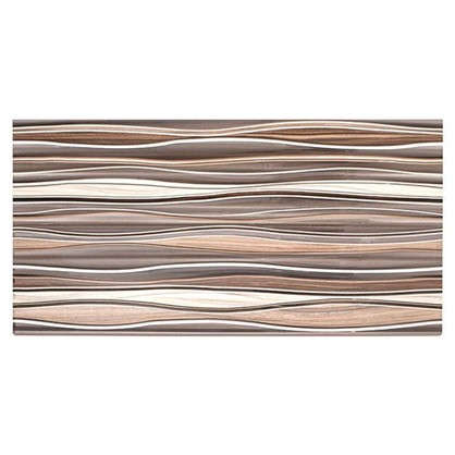 Декор Плессо ВС9ПЛ406 50х24.9 см цвет коричневый цена