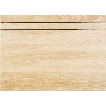 Декор Wood Line 35x25 см цвет бежевый цена
