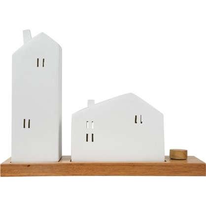 Декоративный светильник Домик с диммером