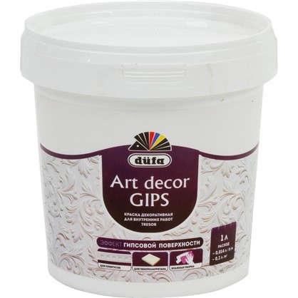 Декоративное покрытие Dufa TresorArt DecorGips 1 л цена