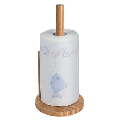 Держатель бумажных полотенец 150х330 мм цвет бамбук